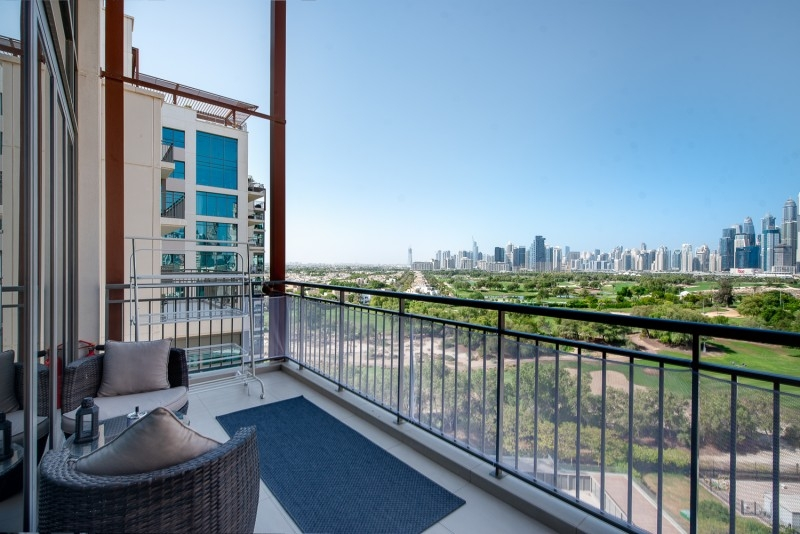 3 Bedroom Penthouse For Sale in  Panorama at The Views Tower 1,  The Views   9