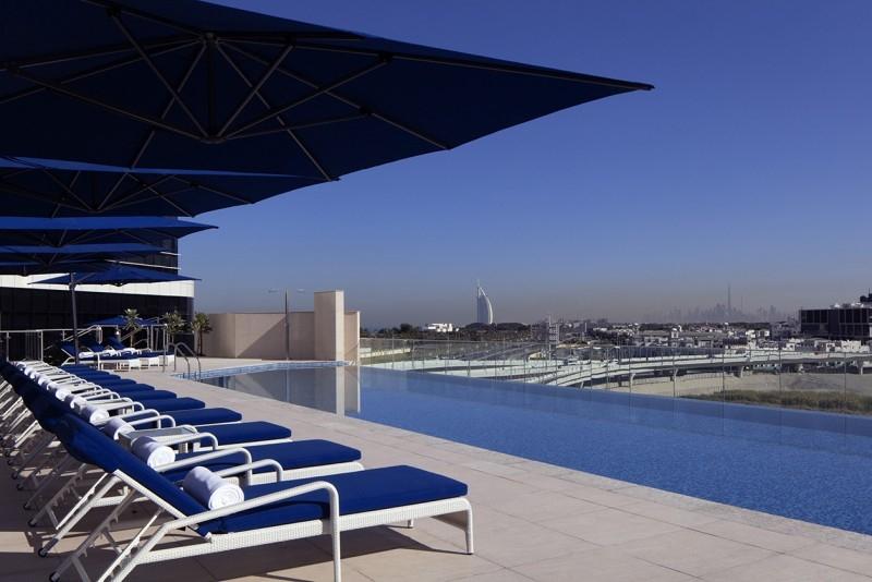 1 Bedroom Apartment For Rent in  Avani Palm View Dubai Hotel & Suites,  Dubai Media City   14