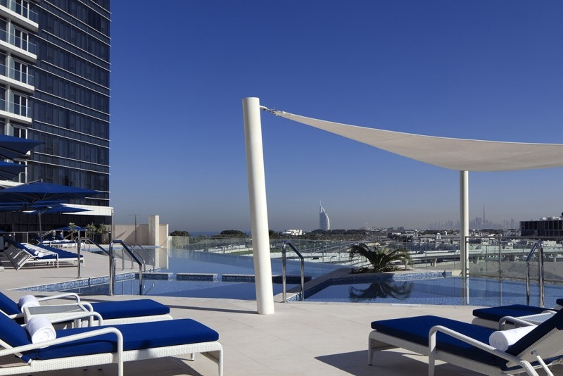 1 Bedroom Apartment For Rent in  Avani Palm View Dubai Hotel & Suites,  Dubai Media City   13