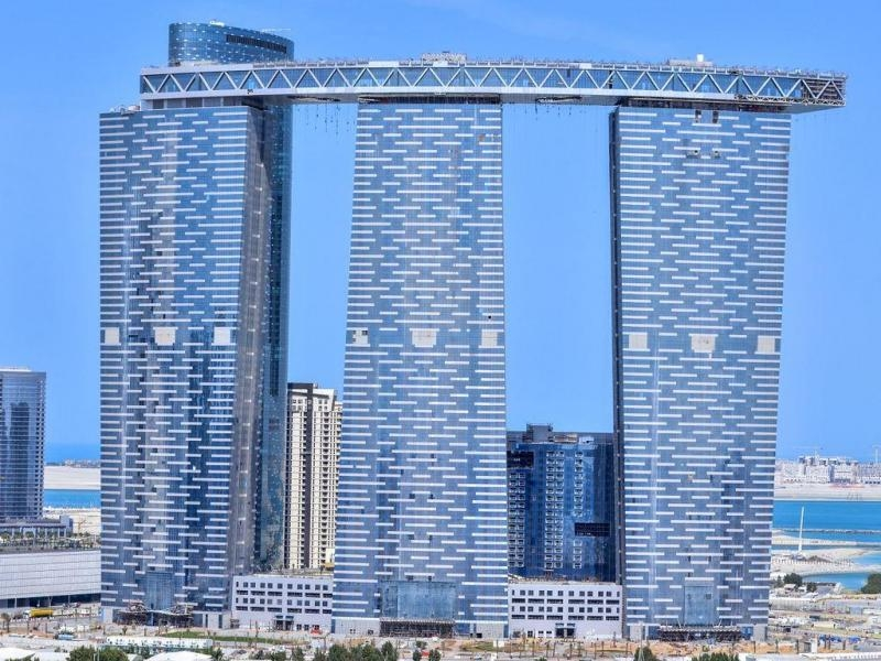 2 Bedroom Apartment For Rent in  The Gate Tower 3,  Al Reem Island   11
