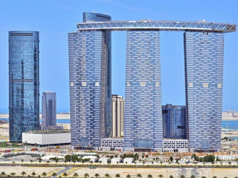 2 Bedroom Apartment For Rent in  The Gate Tower 3,  Al Reem Island   10