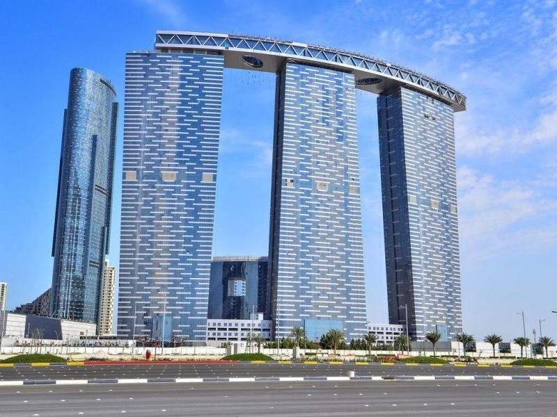 2 Bedroom Apartment For Rent in  The Gate Tower 3,  Al Reem Island   9