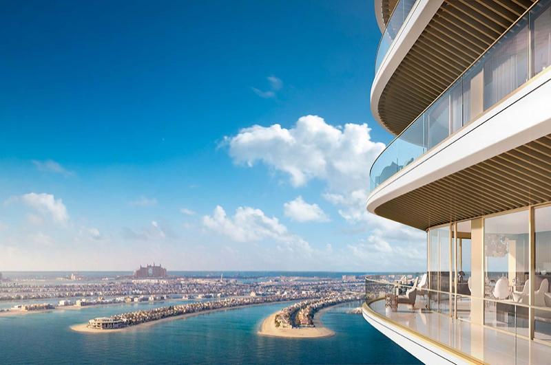 Grand Bleu Tower, EMAAR Beachfront