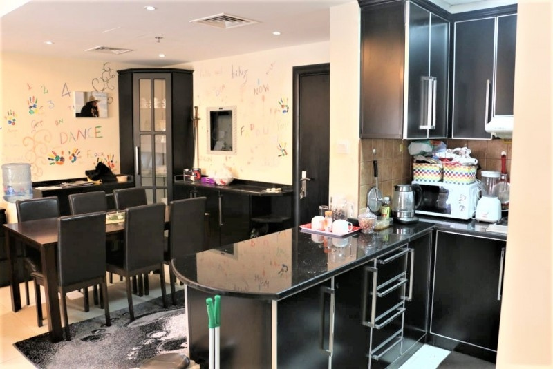 1 Bedroom Apartment For Rent in  Diamond Views 3,  Jumeirah Village Circle   1