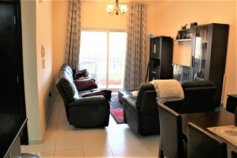 1 Bedroom Apartment For Rent in  Diamond Views 3,  Jumeirah Village Circle   2