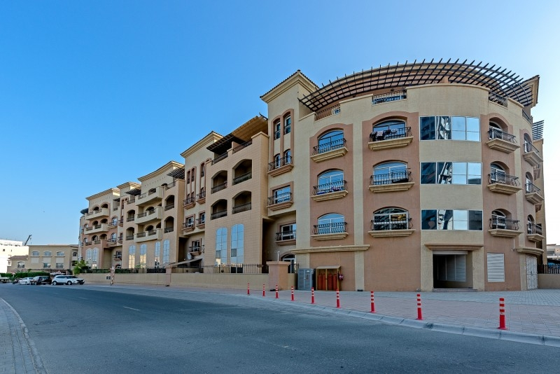 1 Bedroom Apartment For Rent in  Diamond Views 3,  Jumeirah Village Circle   12