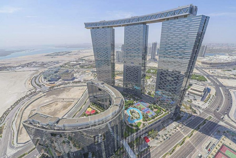 2 Bedroom Apartment For Rent in  Sky Tower,  Al Reem Island | 4