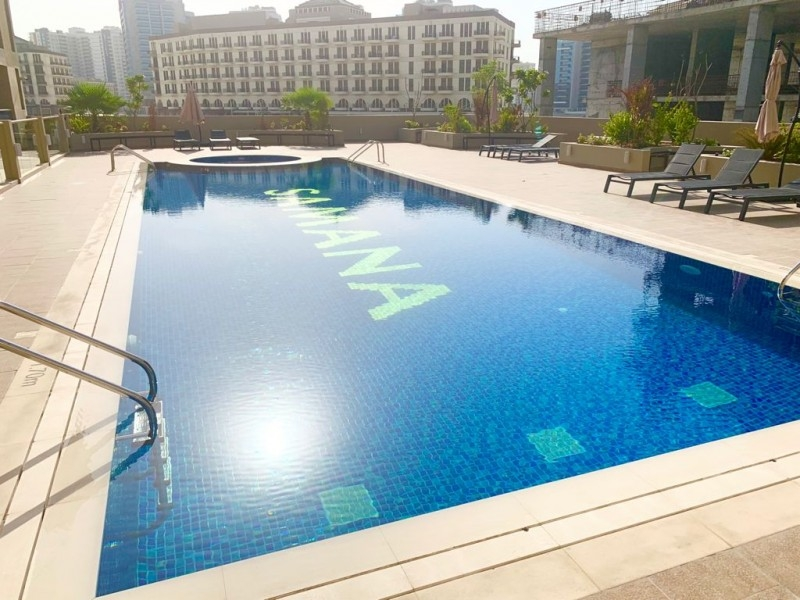 2 Bedroom Apartment For Rent in  Samana Greens,  Arjan | 4
