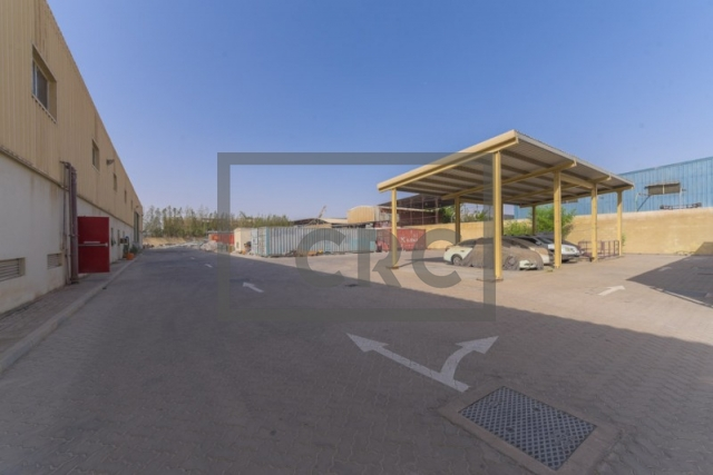 furnished warehouse for sale in dubai industrial park, saih shuaib 3 | 15