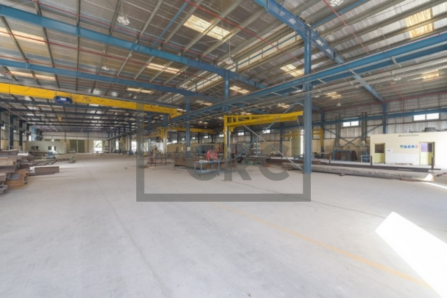 furnished warehouse for sale in dubai industrial park, saih shuaib 3 | 4