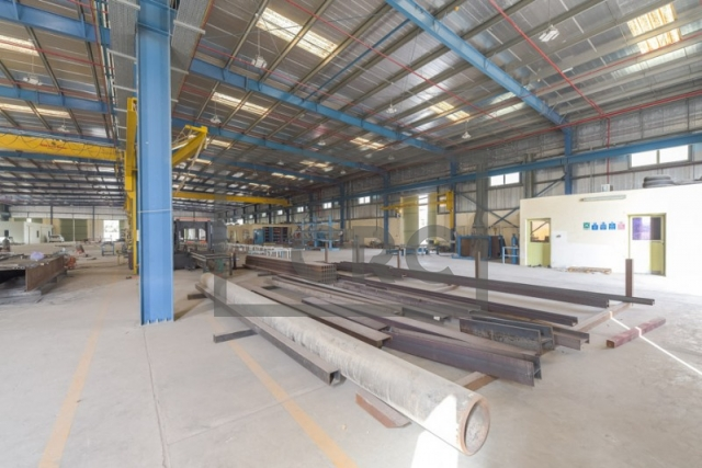 furnished warehouse for sale in dubai industrial park, saih shuaib 3 | 0