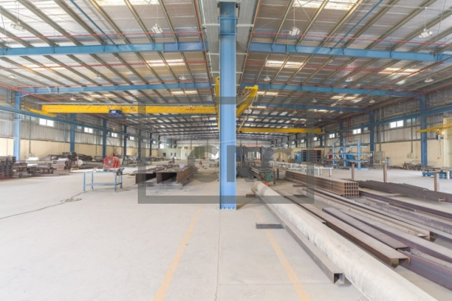 furnished warehouse for sale in dubai industrial park, saih shuaib 3 | 1