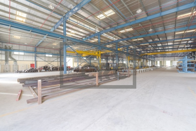 furnished warehouse for sale in dubai industrial park, saih shuaib 3 | 3