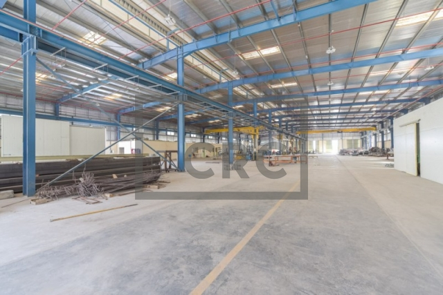 furnished warehouse for sale in dubai industrial park, saih shuaib 3 | 2