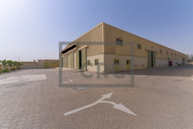 furnished warehouse for sale in dubai industrial park, saih shuaib 3 | 14