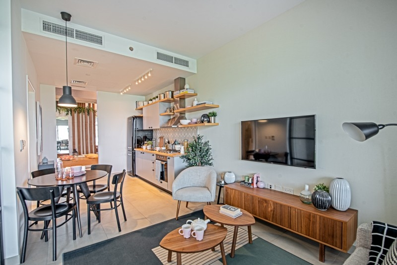 1 Bedroom Apartment For Sale in  Collective,  Dubai Hills Estate   4