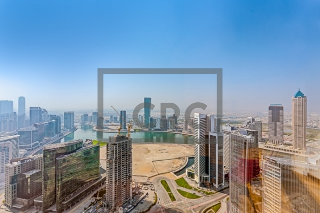 furnished office for sale in business bay, vision tower | 7