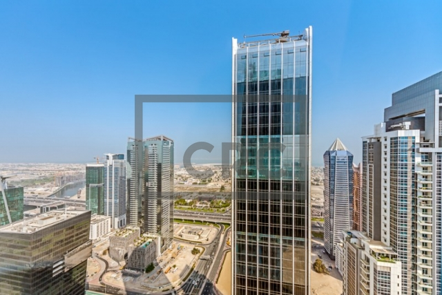 furnished office for sale in business bay, vision tower | 6