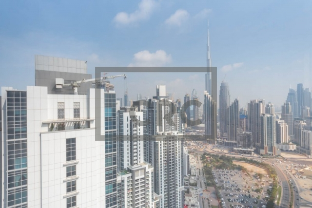 furnished office for sale in business bay, vision tower | 11