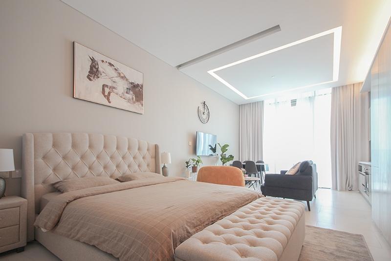 Studio Apartment For Rent in  SLS Dubai Hotel & Residences,  Business Bay | 0