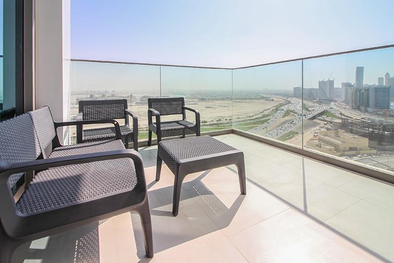 Studio Apartment For Rent in  SLS Dubai Hotel & Residences,  Business Bay | 8