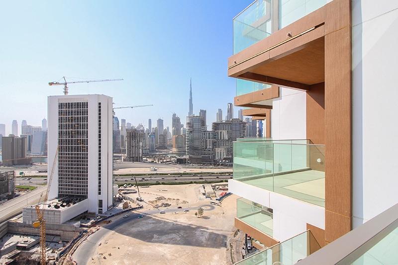 Studio Apartment For Rent in  SLS Dubai Hotel & Residences,  Business Bay | 7