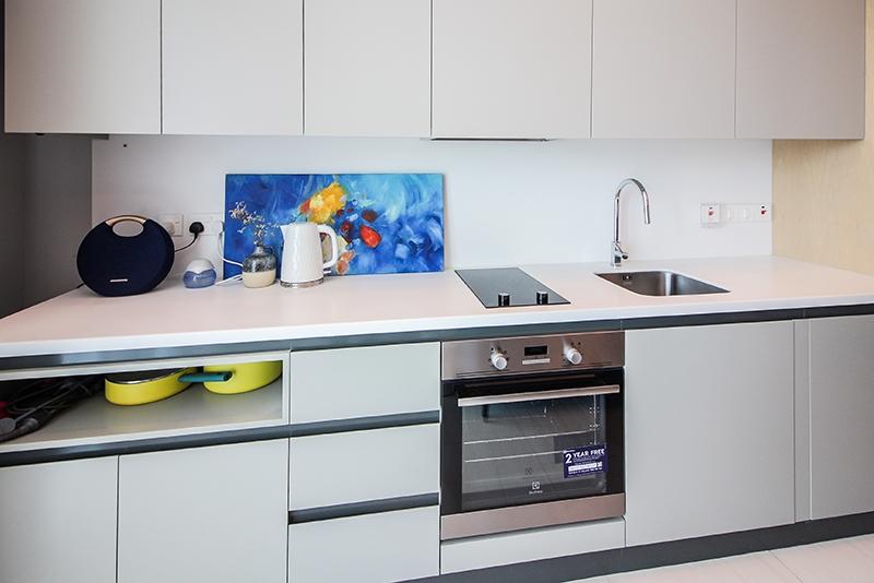 Studio Apartment For Rent in  SLS Dubai Hotel & Residences,  Business Bay | 4