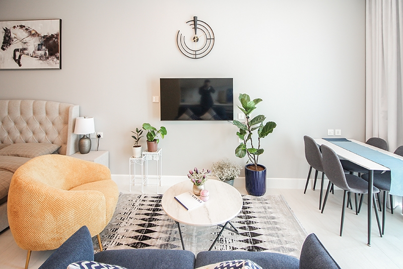 Studio Apartment For Rent in  SLS Dubai Hotel & Residences,  Business Bay | 1