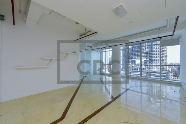 1,126 sq.ft. Office in Business Bay, Lake Central for AED 1,400,000