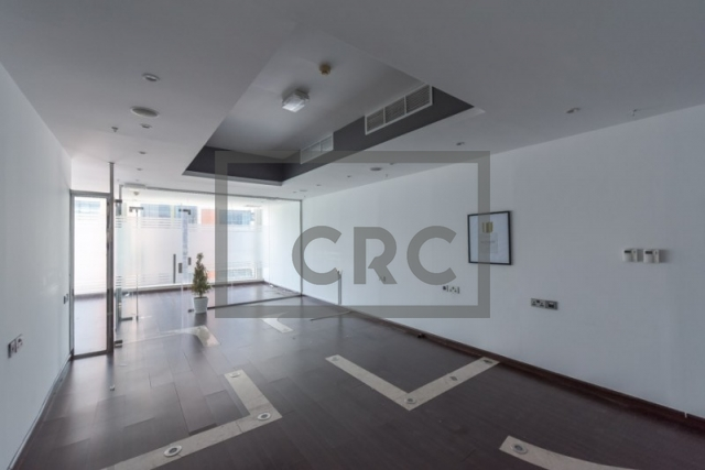 furnished office for sale in business bay, lake central | 0