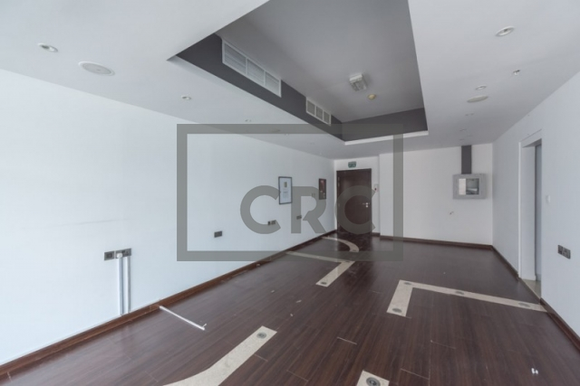furnished office for sale in business bay, lake central | 6