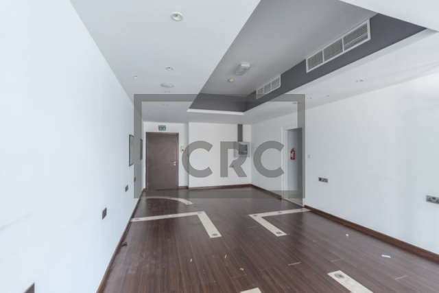 furnished office for sale in business bay, lake central | 8