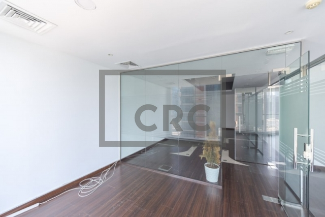 furnished office for sale in business bay, lake central | 15