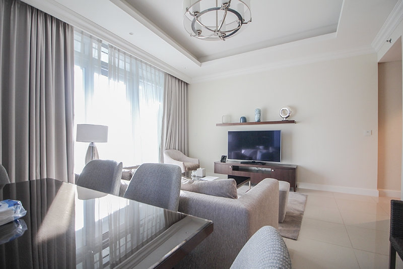 2 Bedroom Apartment For Rent in  The Address Residence Fountain Views 1,  Downtown Dubai | 3