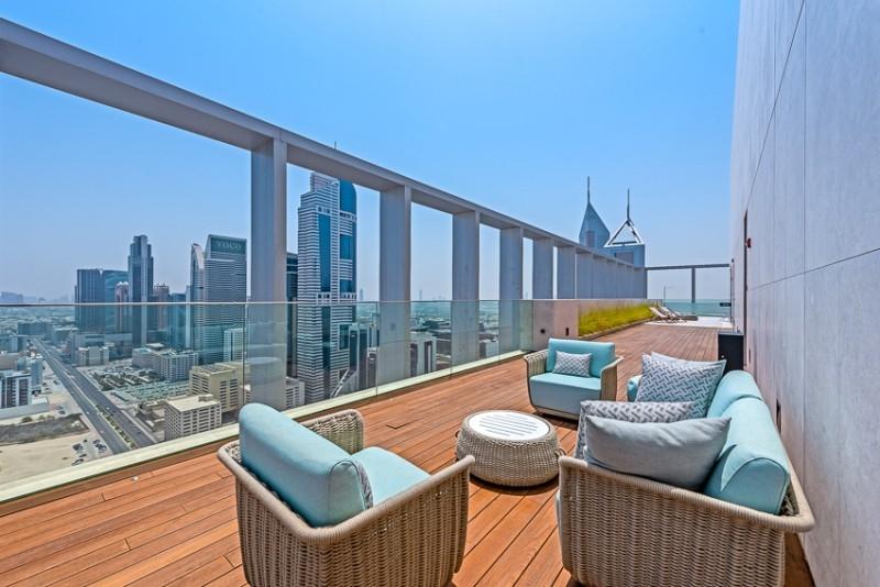 2 Bedroom Apartment For Rent in  Eden House,  Satwa | 11