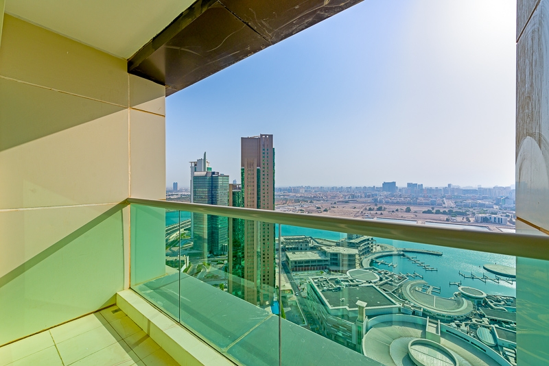 1 Bedroom Apartment For Rent in  Marina Heights 2,  Al Reem Island | 0