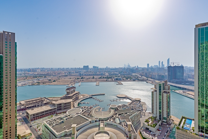 1 Bedroom Apartment For Rent in  Marina Heights 2,  Al Reem Island | 14