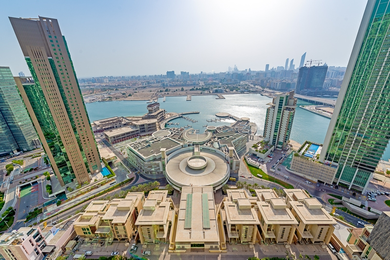 1 Bedroom Apartment For Rent in  Marina Heights 2,  Al Reem Island | 1