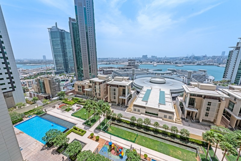 1 Bedroom Apartment For Rent in  Marina Heights 2,  Al Reem Island | 9