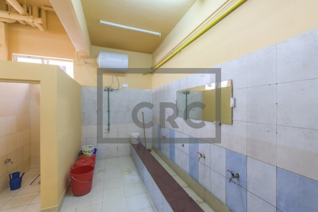 semi-furnished labour camp for sale in muhaisnah, muhaisnah 2 | 13
