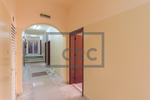 semi-furnished labour camp for sale in muhaisnah, muhaisnah 2 | 6