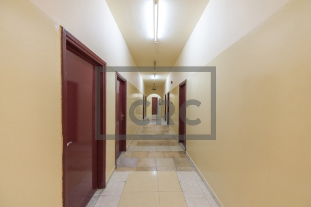 semi-furnished labour camp for sale in muhaisnah, muhaisnah 2 | 7