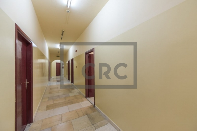 semi-furnished labour camp for sale in muhaisnah, muhaisnah 2 | 0