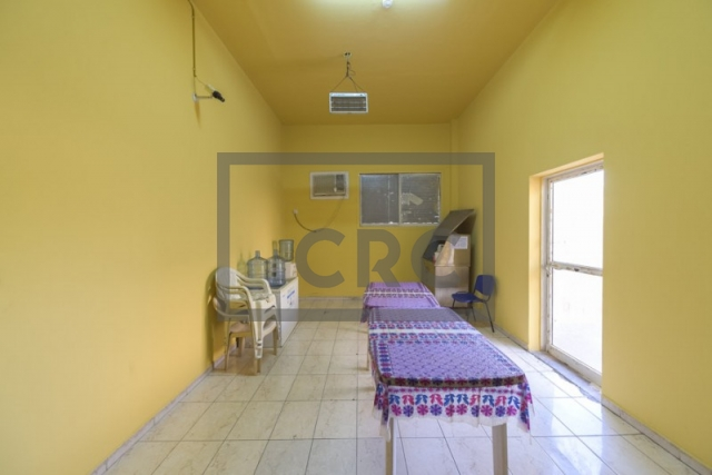 semi-furnished labour camp for sale in muhaisnah, muhaisnah 2 | 4