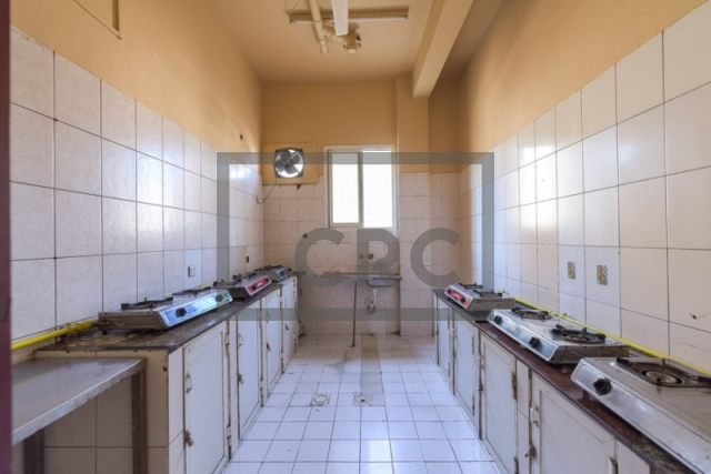 semi-furnished labour camp for sale in muhaisnah, muhaisnah 2 | 9