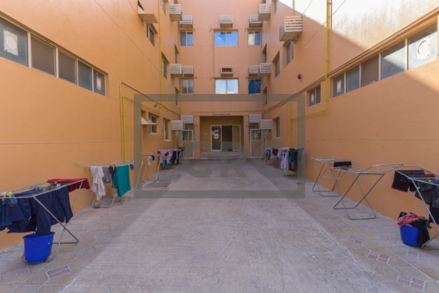 semi-furnished labour camp for sale in muhaisnah, muhaisnah 2 | 14