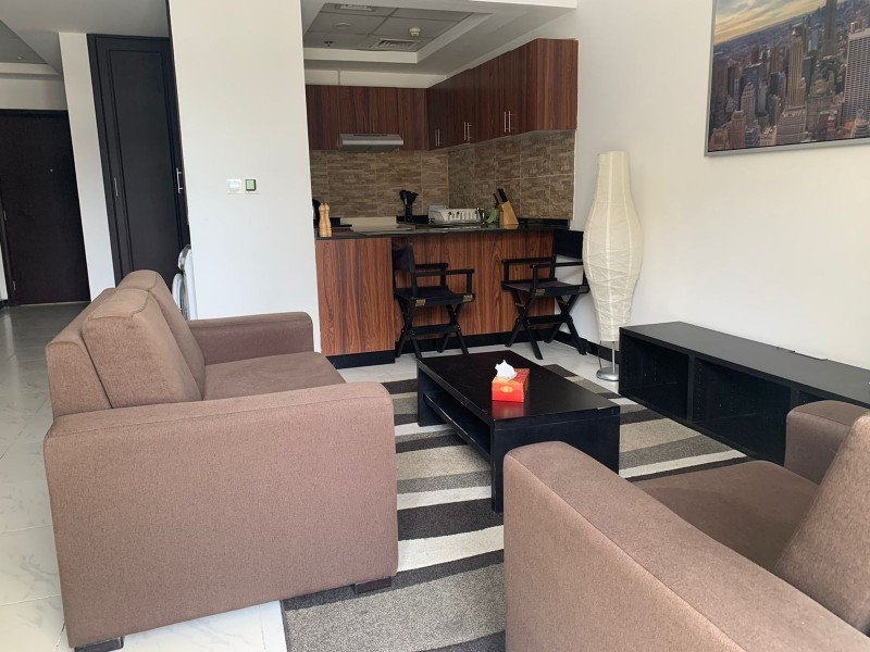 1 Bedroom Apartment For Rent in  Knightsbridge Court,  Jumeirah Village Circle | 1