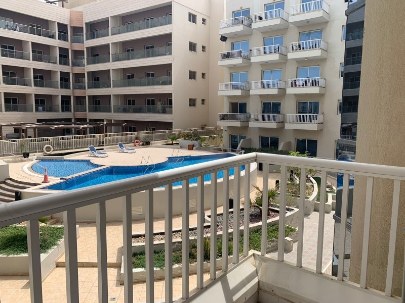 1 Bedroom Apartment For Rent in  Knightsbridge Court,  Jumeirah Village Circle | 0