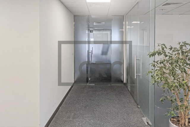 office for rent in downtown dubai, emaar square 6 | 2