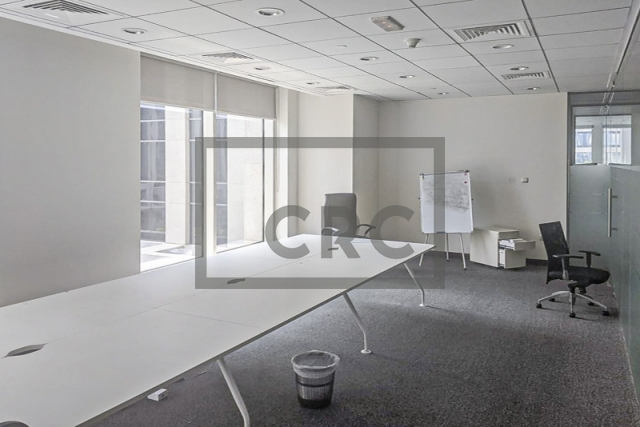 office for rent in downtown dubai, emaar square 6 | 4